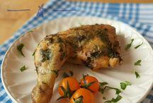 fırın tavuk tarifi