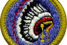 Indian Lore Merit Badge- BSA / by Tina Kugler