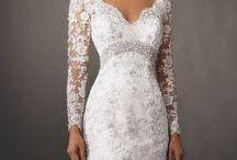 Esküvők - ruhák