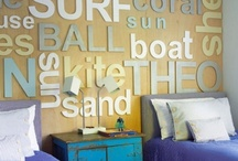 Beach Room / My mom is going to her guest room in beach theme and I'm pinning stuff for her.  / by Annie Mayberry