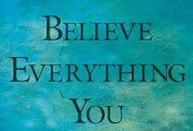 Sayings worth remembering! / by Barbara Belt