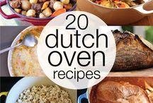 Recipes - Dutch oven
