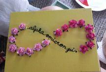 Alpha Alpha Alpha O / by Janelle Owczarzak