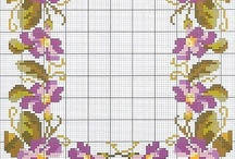 Cross stitch  / by Jamileh Barakat