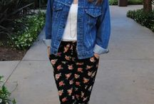 CollegeFashionista / by Anna LaPlaca