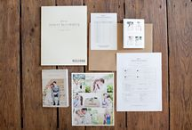 photography - welcome packets