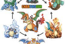 Fuciones Pokemon