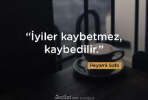 SÖZLERİM..