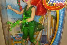 Super Hero Girls / www.lenas-und-julis-barbiewelt.npage.de