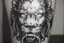 Lions / Lion tat ideas