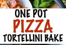 Pizza, pasta....