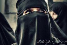 Niqab styles
