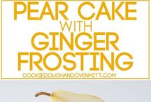 Ginger Cake Recipes