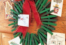 Wreaths / by Dani Miller Silvernail