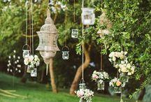 Sommer Deko | DIY Deko |Indoor und Outdoor / sommerliche Dekoration für das Haus und den Garten. Dekoration selbermachen
