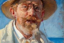 Portraits — Skagen painters