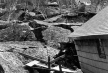 Natuur rampen