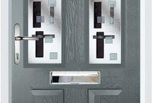 Solidor - Ludlow Composite Doors from Timber Composite Doors / Real Doors, real homes featuring the  Ludlow Timber Core Composite Doors #timbercompositedoors #solidor #compositedoors http://www.timbercompositedoors.com