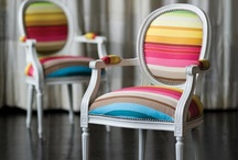 Upholstery & Paint / by Laura Buisson