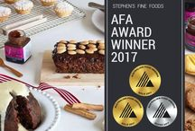 Stephen's Fine Foods Awarded AFA Gold Medal 2017
