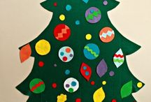 christmas craft ideas / by Amanda Lawson