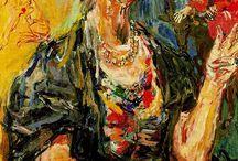 portret & art