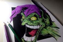 Draw / Some of my draws