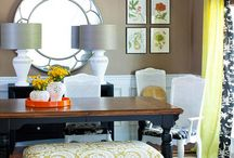 Dining Room / by Shelley Kidder