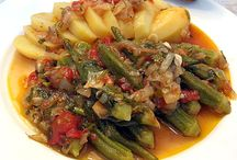 Okra Dishes & Tips