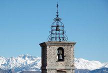 campaniles en Provence.