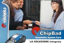 Sistema gestione fidelity card - Hospitality system card / Sistema per la gestione dei pagamenti e la fidelizzazione dei clienti