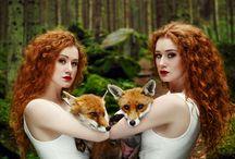 Foxy redheads