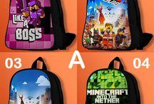 SchoolBag, Backpack