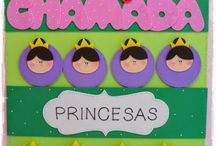 príncipes e princesas