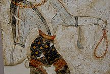 The minoans (ancient greece)