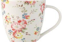 Mugs, teapots, jugs..