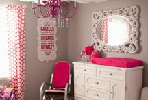 Little girls room deco