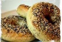 Baking - Breads, Biscuits and Bagels - Savory / by Denise Brosch