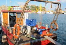 Work boat / Work boat, diving boat, research vessel