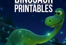 The good dinosaur printables