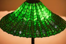 Stained glass lamps & other / Stained glass lamps, tiffany lamps, hand made on high level