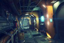 Sci-Fi Env
