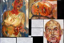 A2 Art - Personal Study
