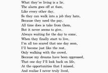 Poems to recite