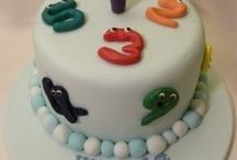Rainbow 5th birthday