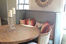 Dinning room ideas / by Sarah Speed