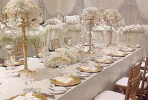 Inspiracje dekor ślubny Royal