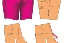 como hacer un pantalon