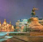 Площади Киева / Площади Киева – это настоящая визитная карточка города, его история и современность, праздники и будни.