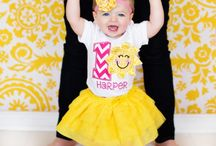 Eily's 1st Birthday / by Melissa Meow